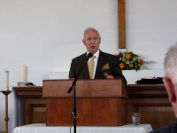 2014-04-05 Winston Bothwell leads Intercessory Prayer