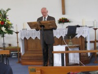 Winston Bothwell with Intercessory Prayer