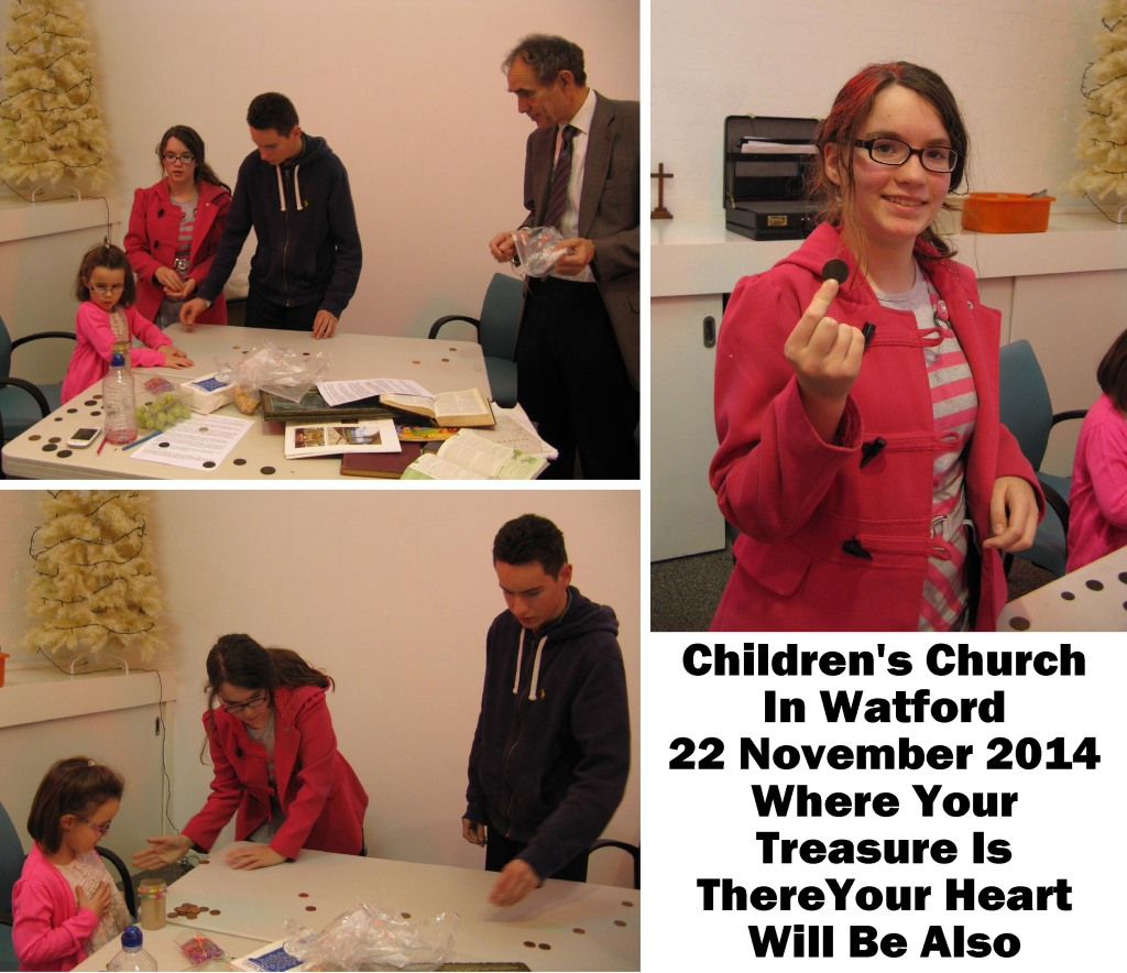 Children's Church Collage
