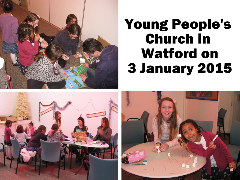 2015-01-03 Children's Church Collage