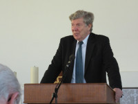 2015-03-07 David Silcox gives announcements