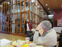 Leaders Breakfast-Annie speaks