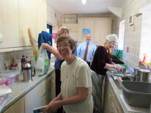 2015-04-18 Kitchen crew