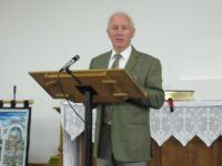 2016-04-16 Winston Bothwell leads Intercessory Prayer