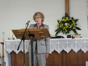 2016-06-11 Maggie Mitchell speaking
