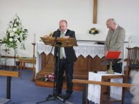 2016-06-25 James Esom gives the Opening Prayer
