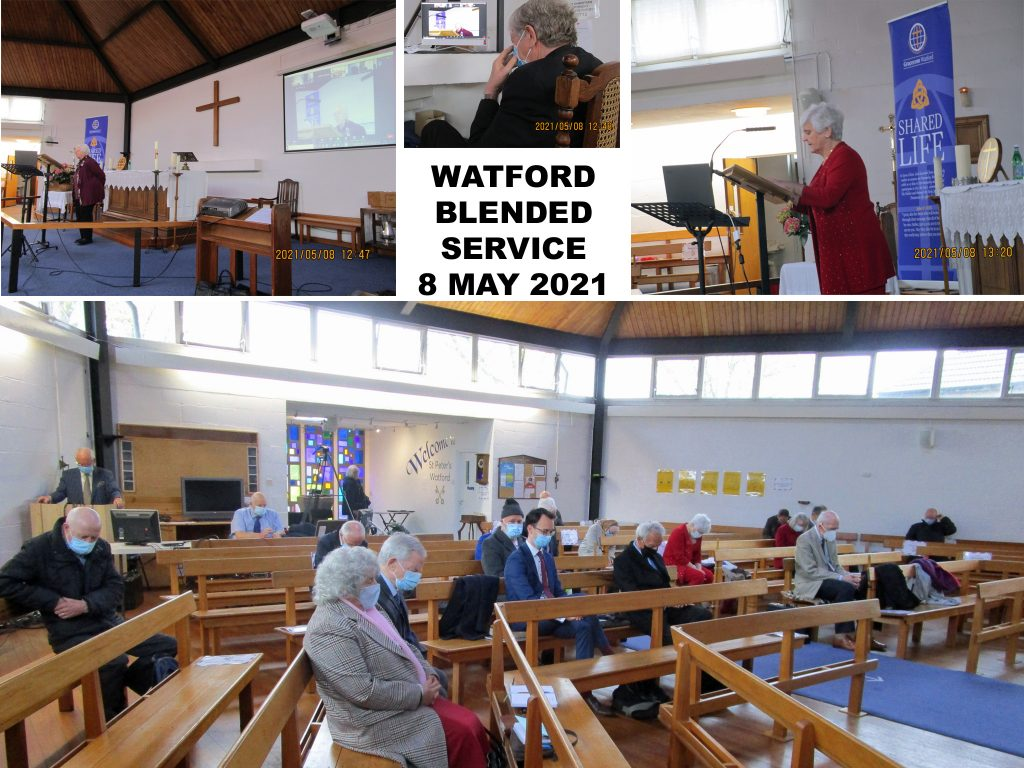 This image has an empty alt attribute; its file name is 2021-05-08-Watford-Blended-Service-Collage-1024x768.jpg